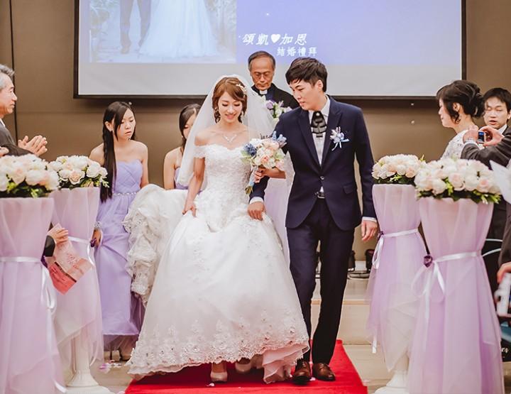 婚攝-雙人雙機 麥克雷雙攝影 教堂證婚 真理堂 台北-水源會館 加恩頌凱.婚禮紀實 