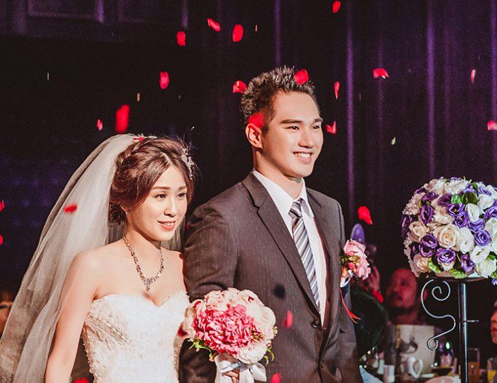 婚攝-雙人雙機│台北-君品大飯店│婚禮紀錄-怡樺威霖│麥克雷雙攝影