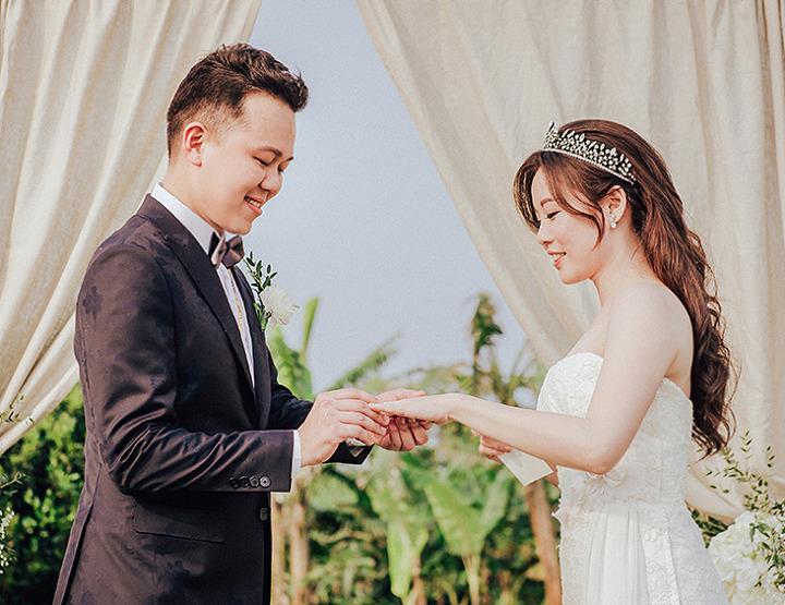婚攝-雙人雙機│三芝-幸福灣│婚禮紀錄-芊文鈺潾│麥克雷雙攝影